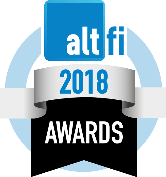 AltFi 2018 Awards logo