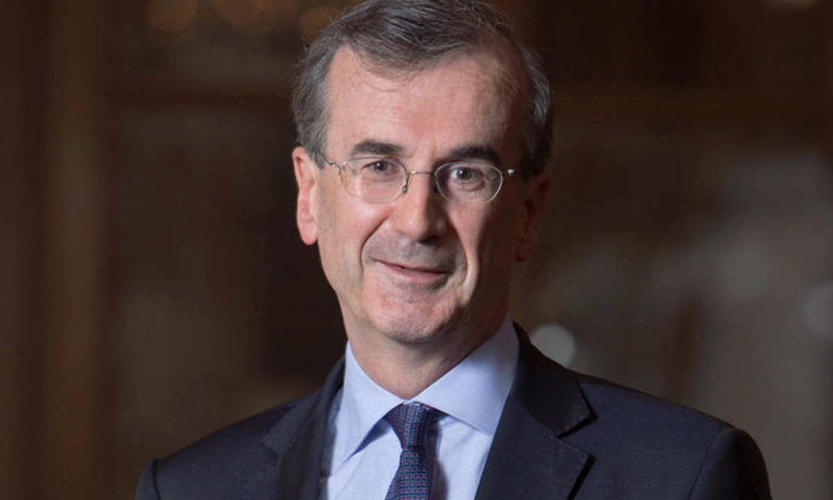 "Banque de France Governor: Fintech now at ""core"" of financial system"