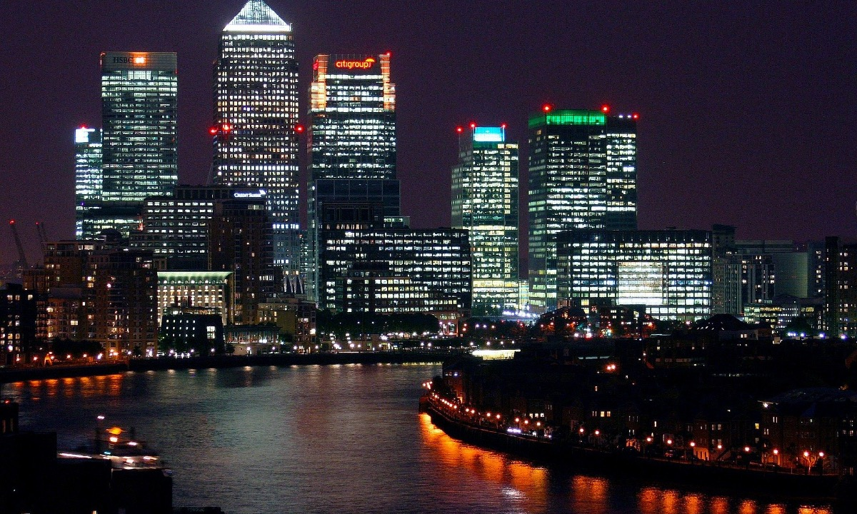 Fintech moves drive surge in central London office space