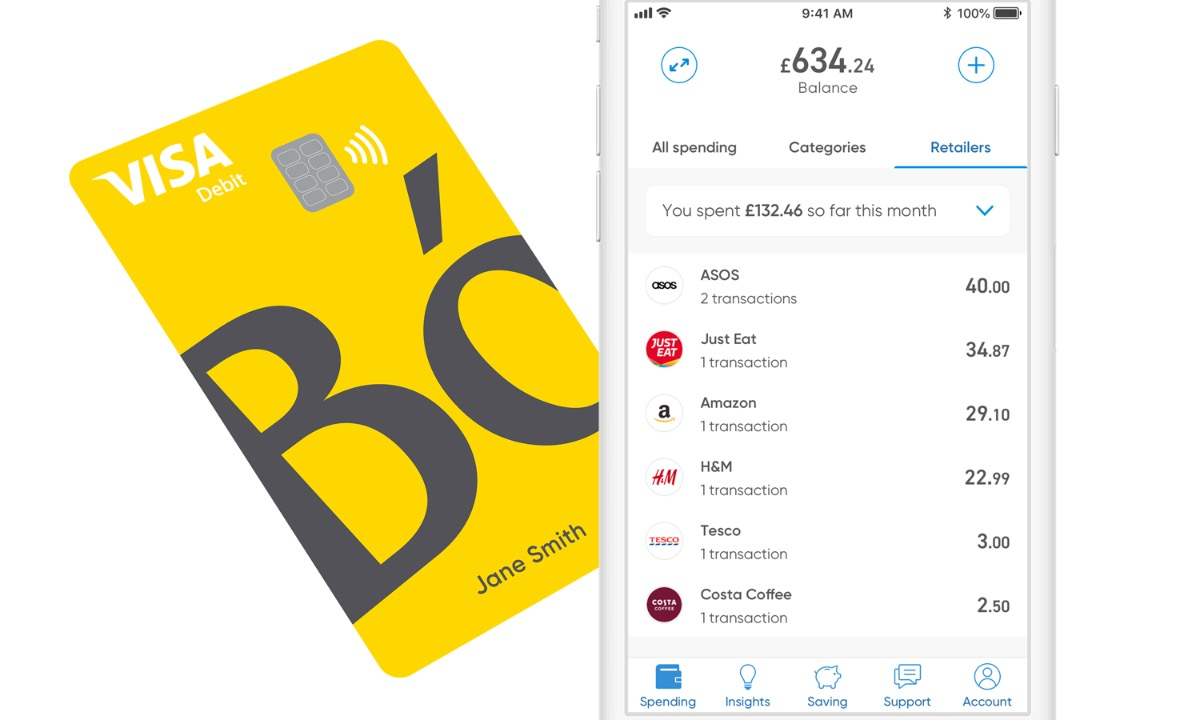 RBS officially launches digital bank Bó and says it has signed up around 3,500 customers