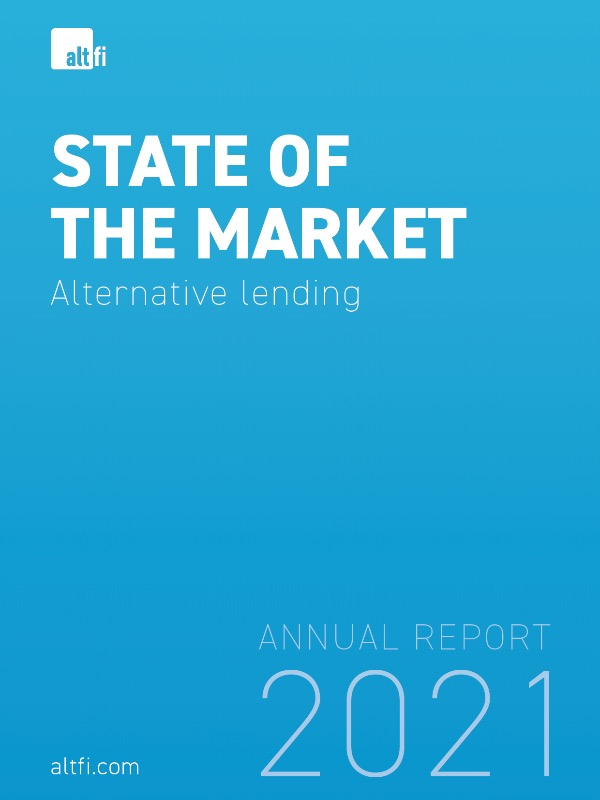 Alternative Lending State of the Market Report 2021 < Coming Soon