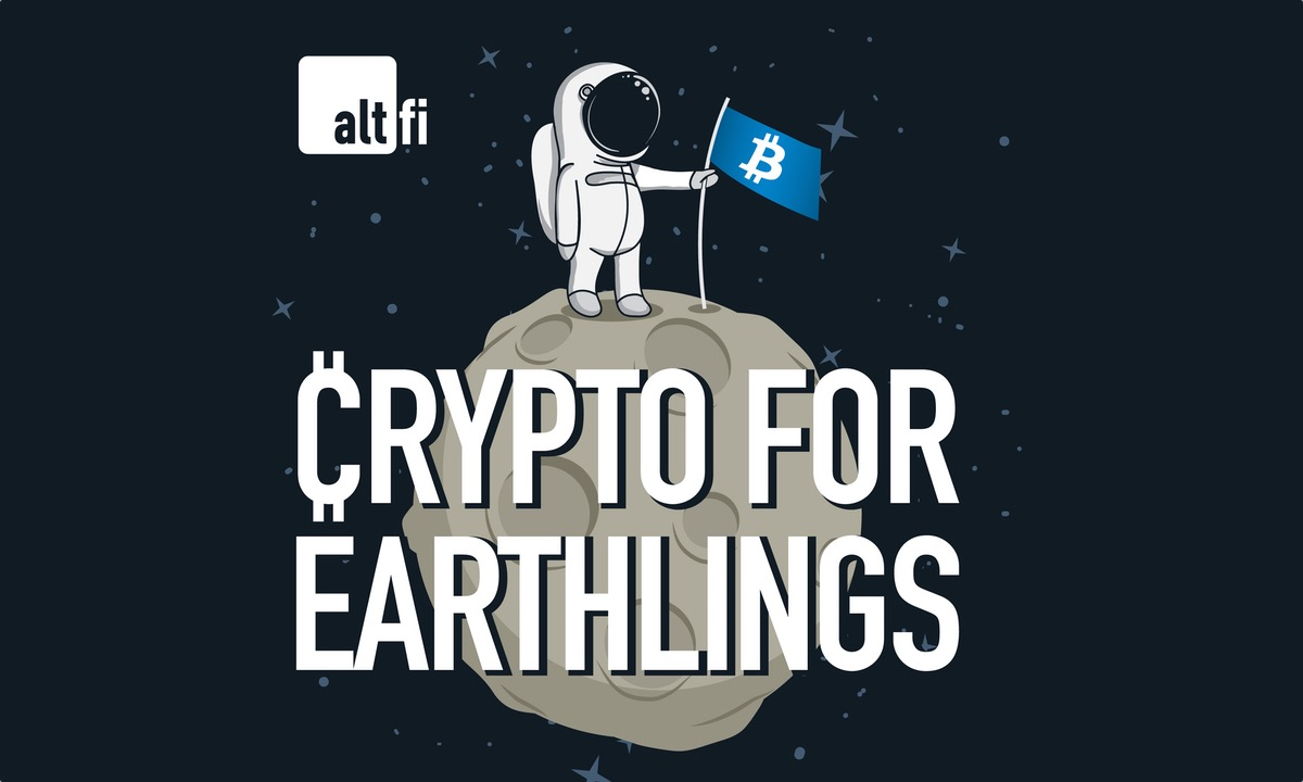 AltFi launches Crypto for Earthlings podcast