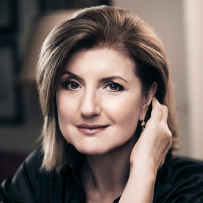 Arianna Huffington joins Payoff