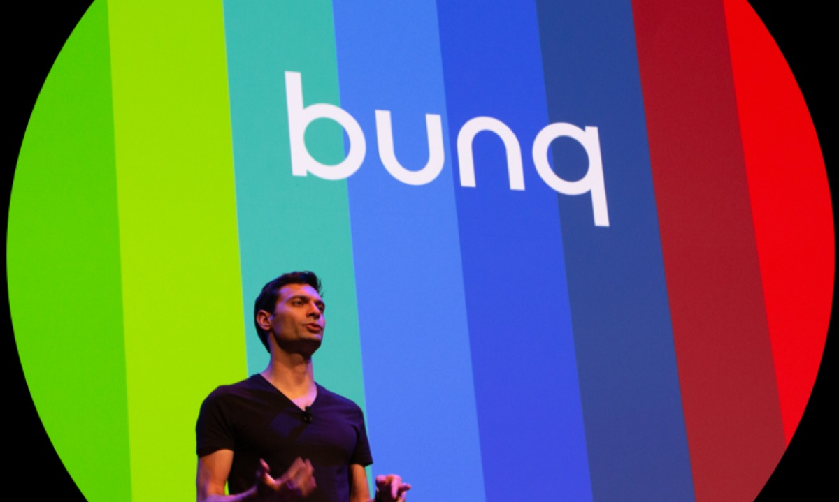 Bunq users can now launch charity fundraisers through the banking app