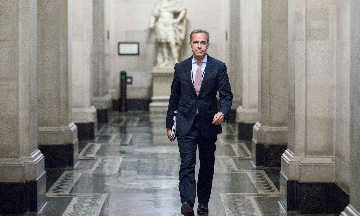 "Carney to non-banks: ""We're open for business"""