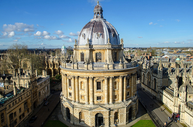 China fintech guru appointed to Oxford University post