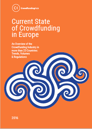 CrowdfundingHub Publishes Report on the State of European Crowdfunding