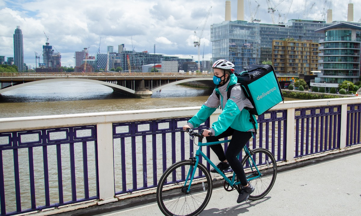 Deliveroo IPO kicks off with £50m Primary Bid deal