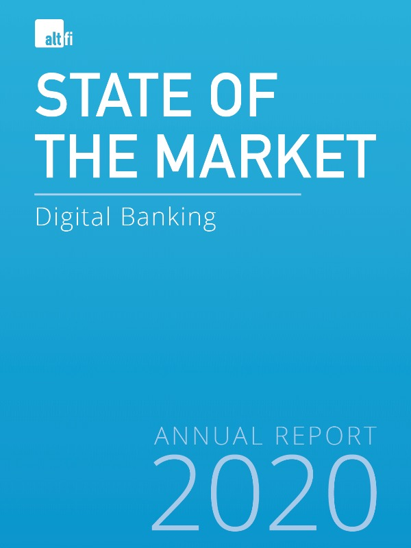 Digital Banking State of the Market Report 2020
