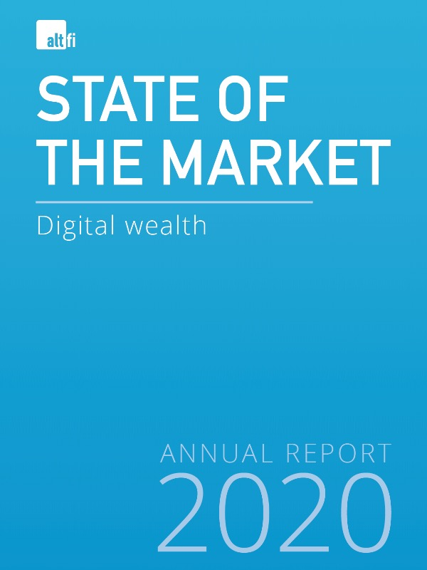 Digital Wealth State of the Market Report 2020