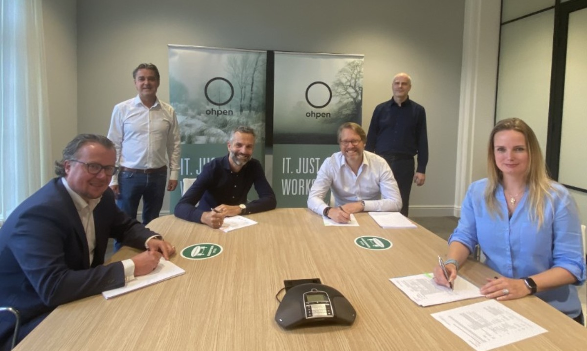 Dutch fintech Ohpen acquires Software as a Service provider Davinci as it plots international expansion