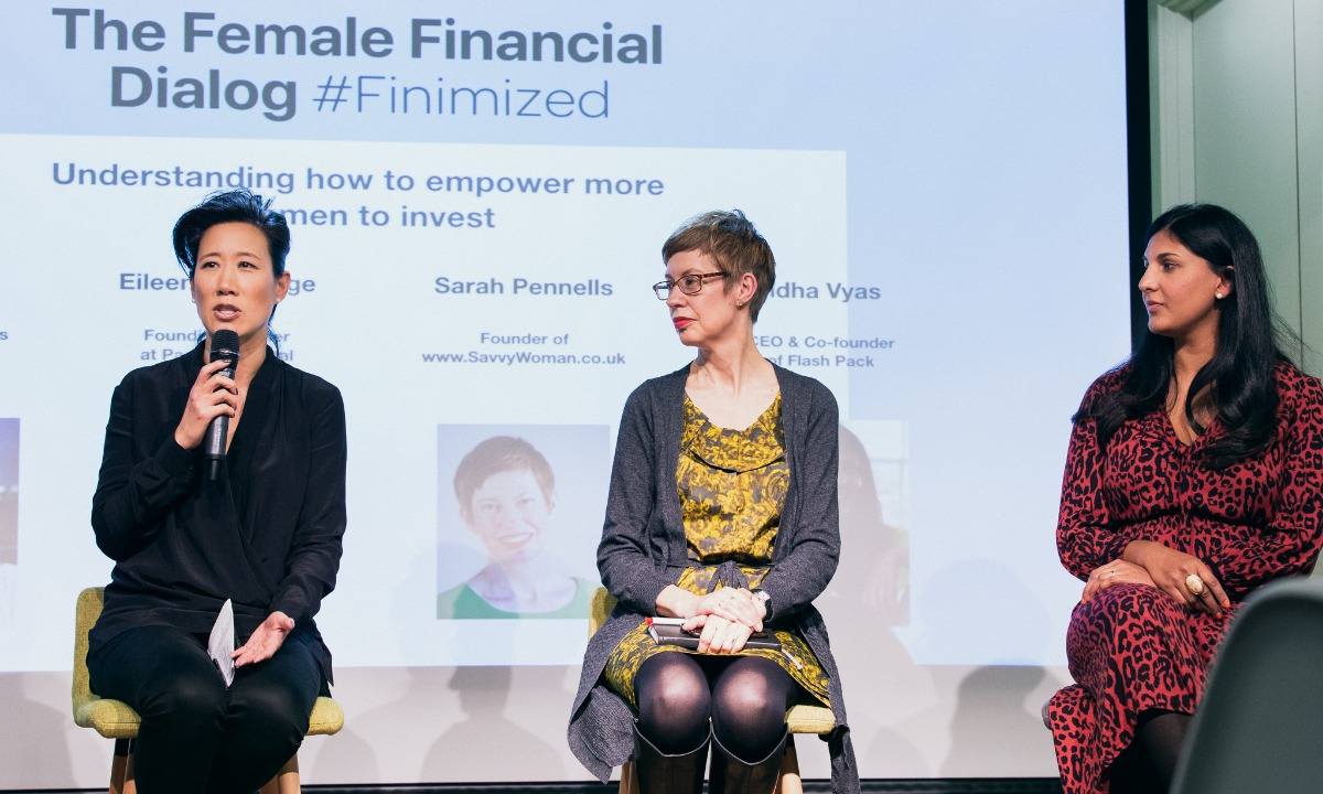 Finimize aims to reset female financial dialogue