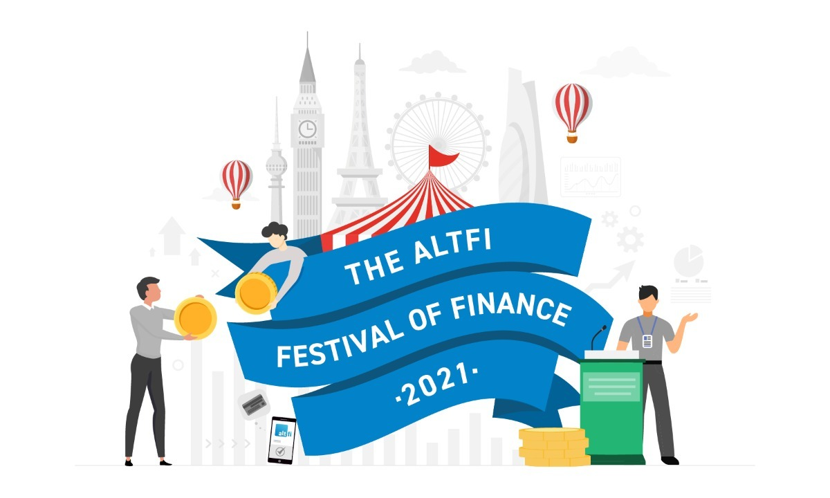 Five things not to miss at AltFi's Festival of Finance 2021