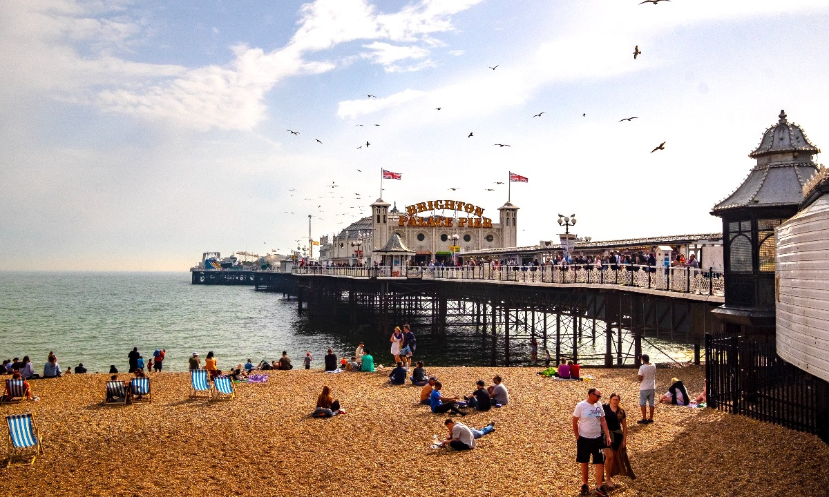 Freetrade finds Brighton has the most financially literate Brits
