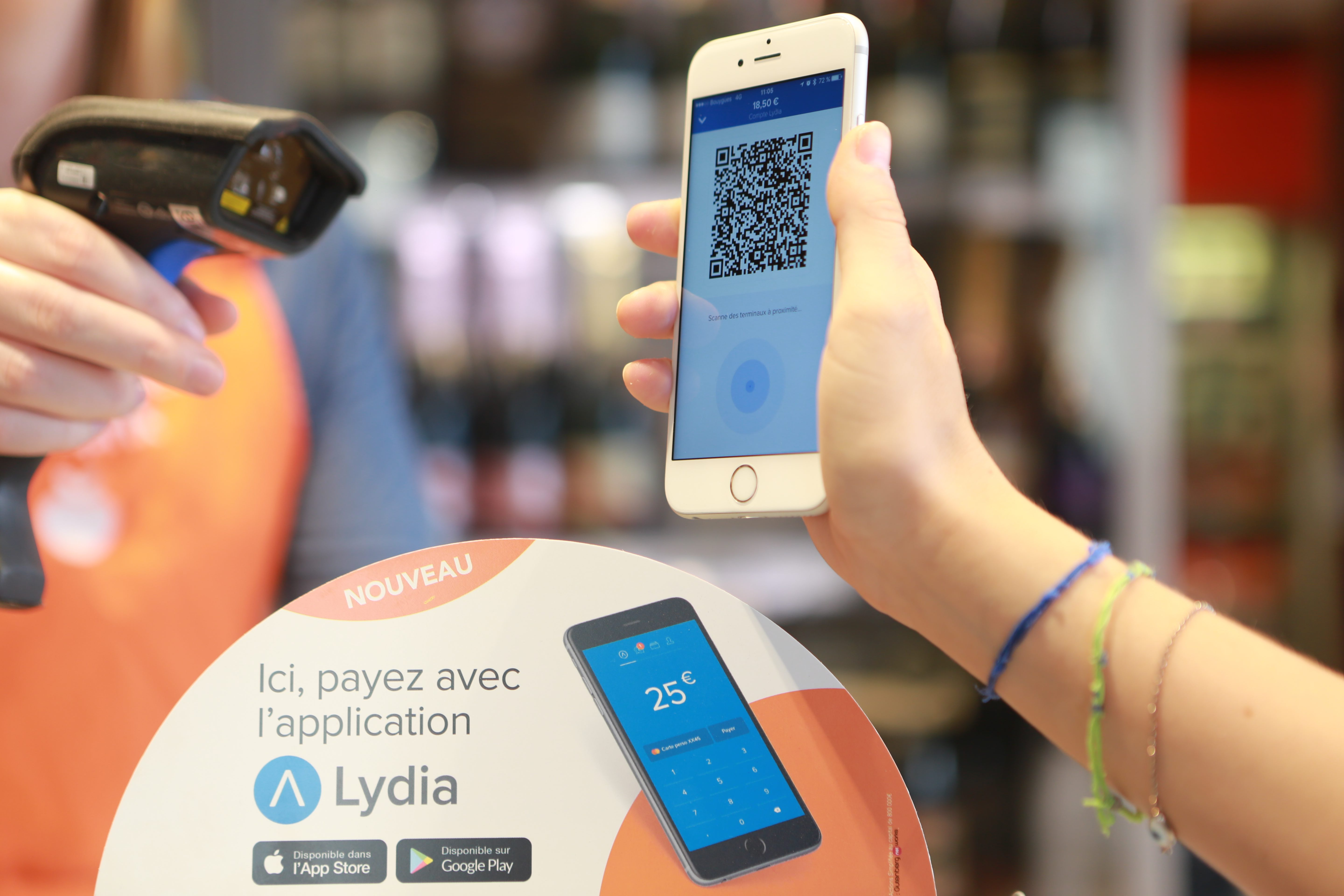 French payments challenger Lydia raises €13m