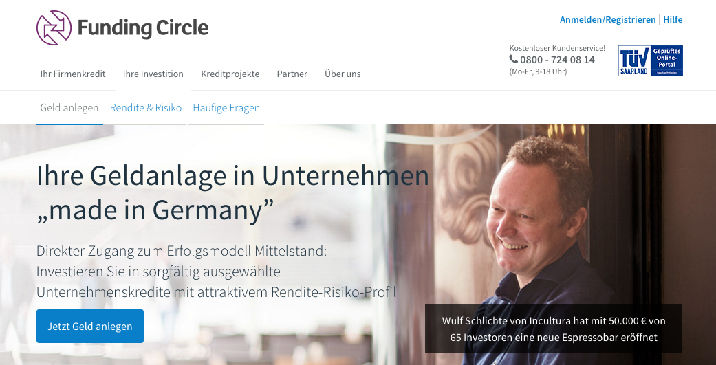 Funding Circle Acquires Zencap, Breaks Into Europe