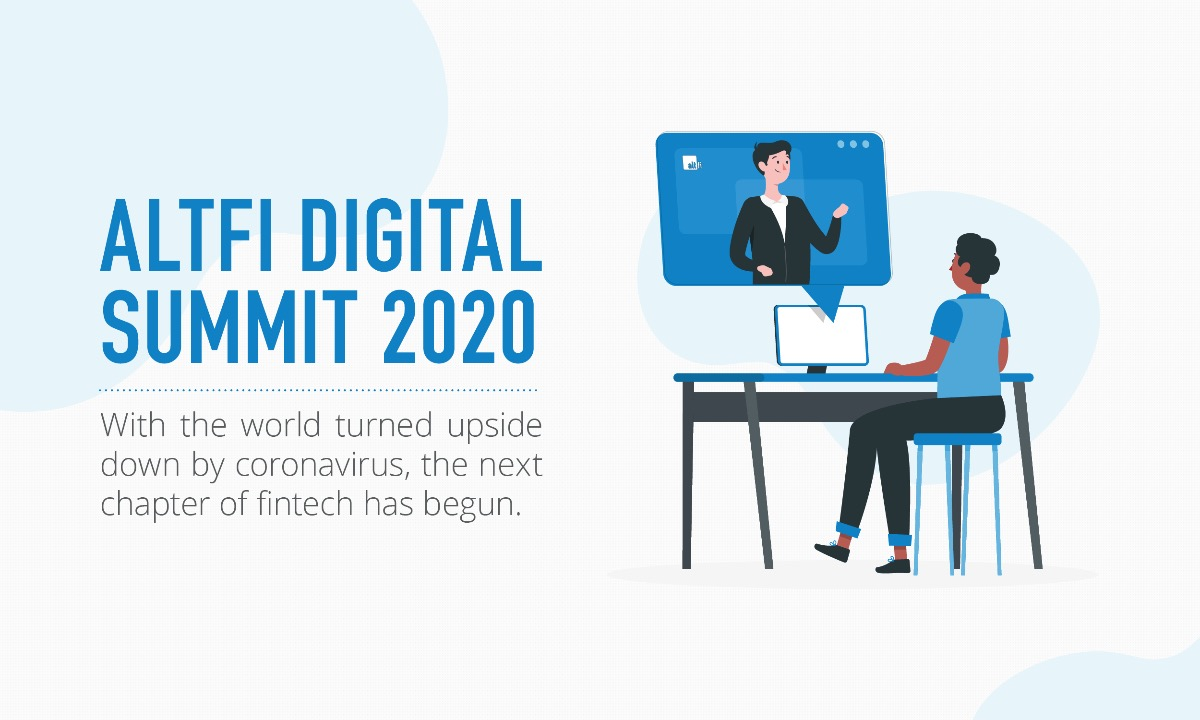 Get ready for the AltFi Digital Summit 2020