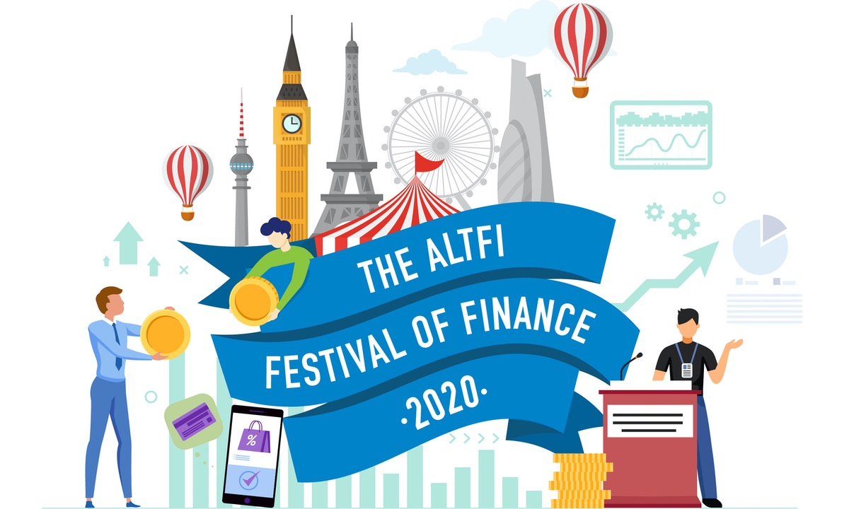 Get ready for AltFi's Festival of Finance this November