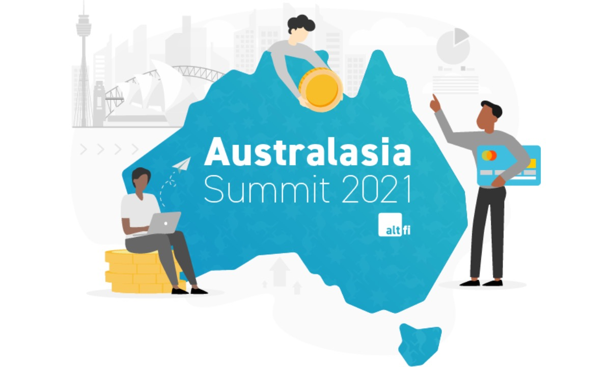 Get ready for the AltFi Australasia Summit 2021!
