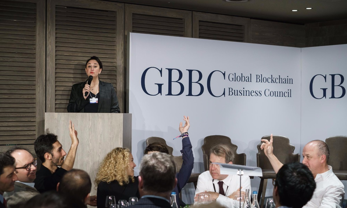 Global Blockchain Business Council appoints Accenture's blockchain lead to its board
