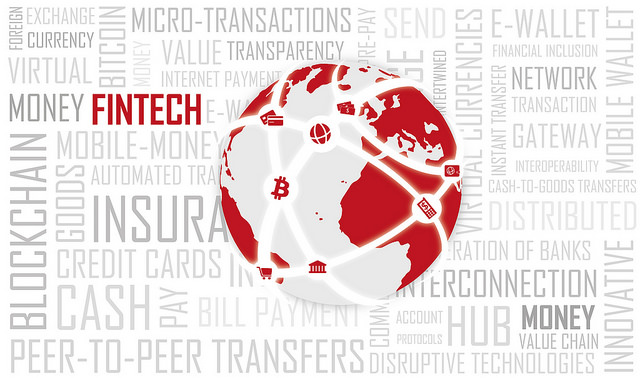 Global fintech investment up 10.9% to $17bn, UK down a third