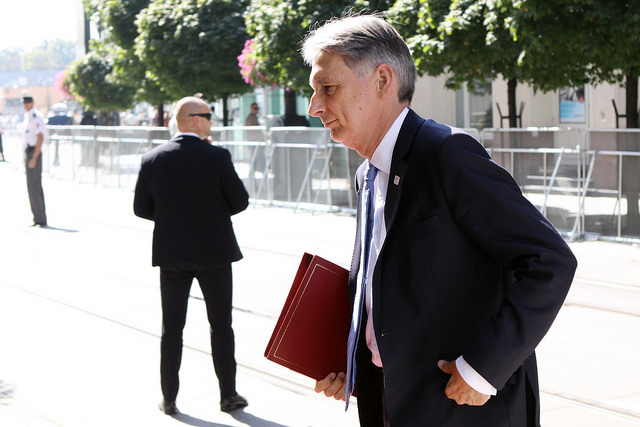 Government mobilising on fintech under Hammond