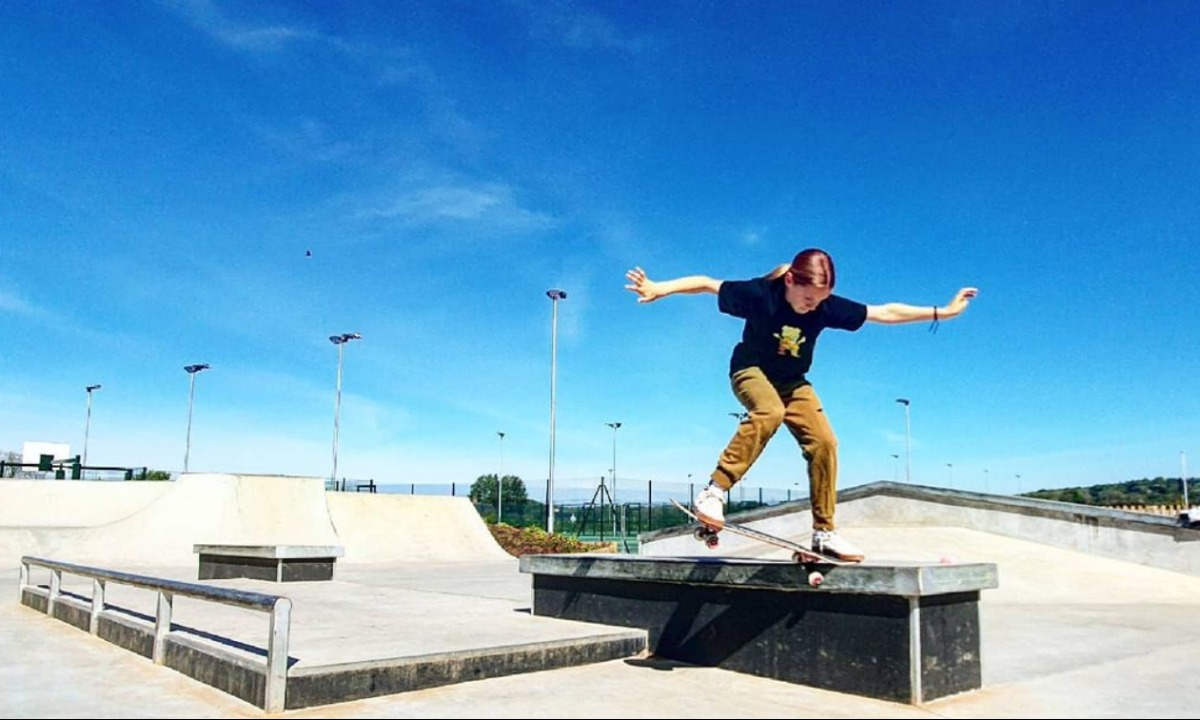Habito strikes first brand ambassador deal… with an 11-year-old skateboarder