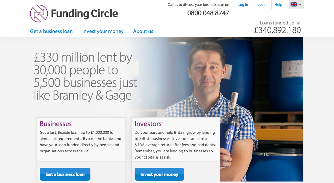 How do you get the most out of the Funding Circle marketplace?