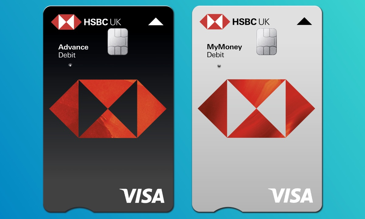HSBC joining the bank card accessibility push with new 'vertical' designs