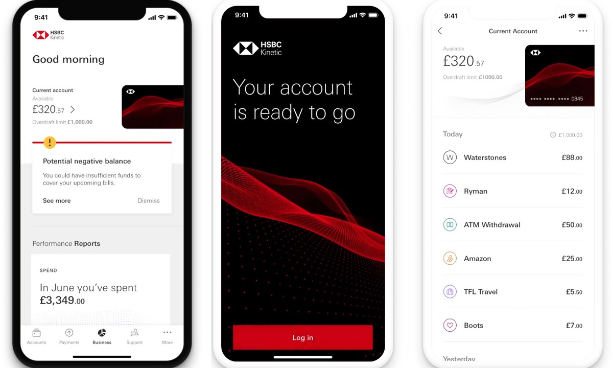 HSBC poised to launch app-only SME bank Kinetic