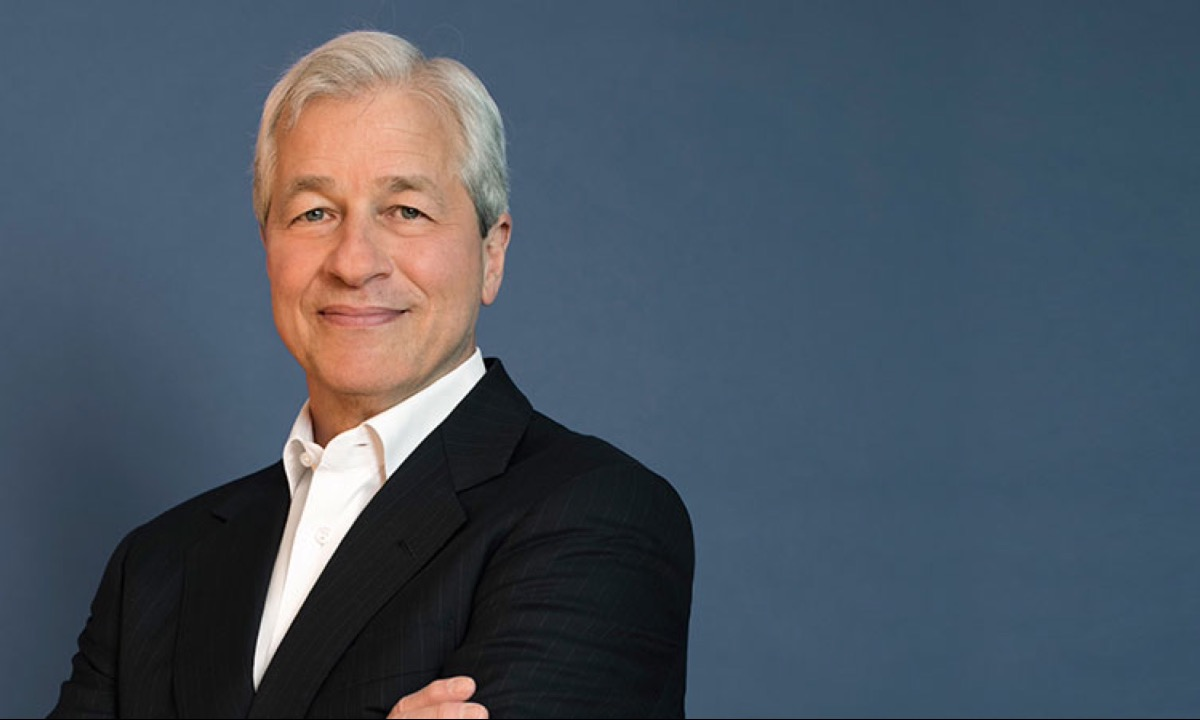 """JP Morgan's CEO says some fintechs are """"monopolies"""" and warns of """"battles"""" ahead"""