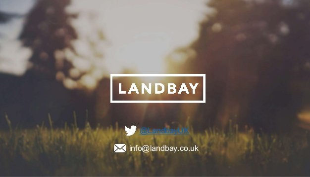 "Landbay Strikes ""Proptech"" Partnership"