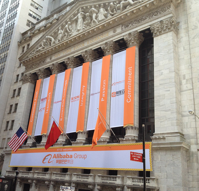 Lending Club partners with Alibaba