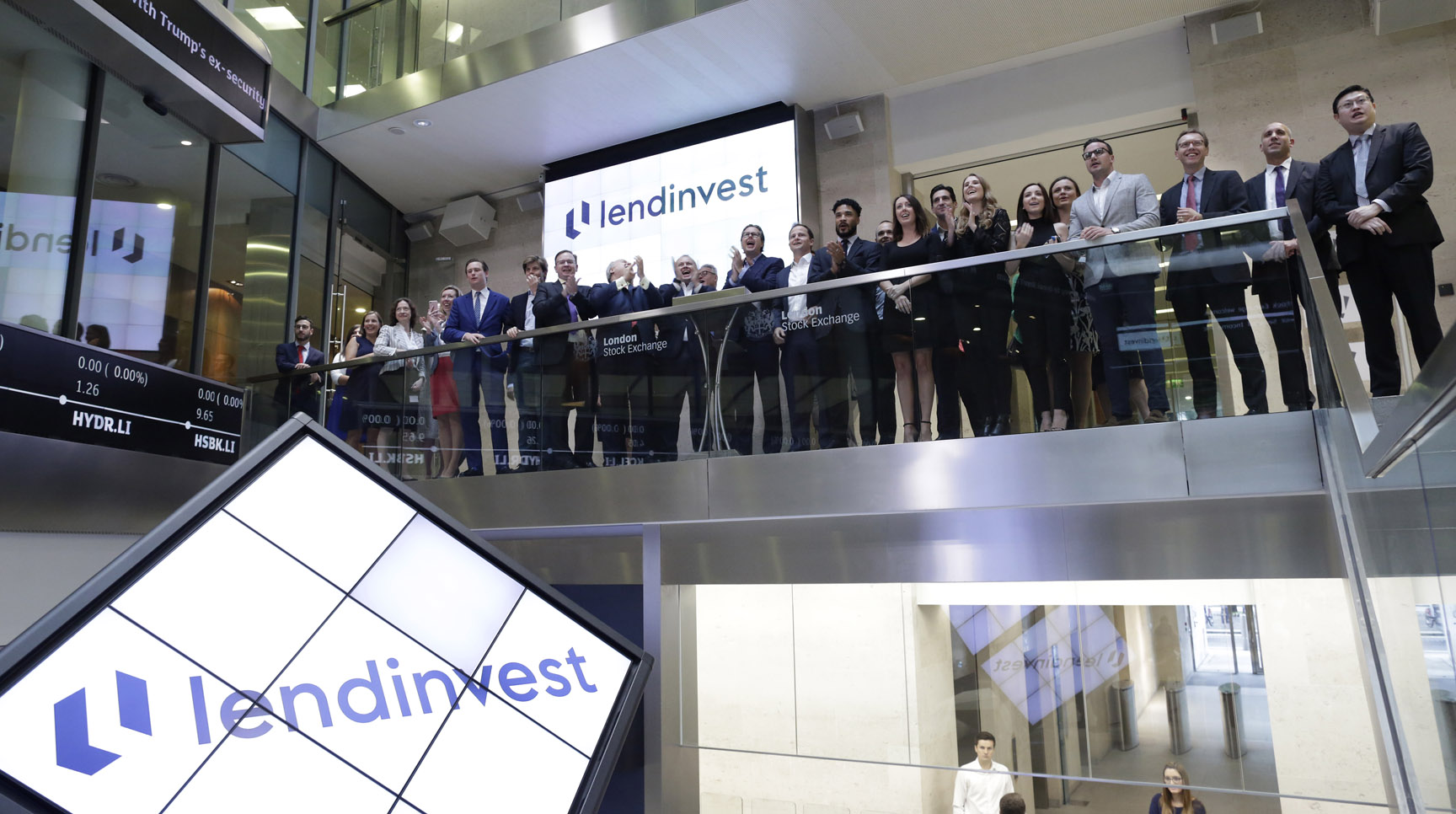 LendInvest bond lists on London Stock Exchange after oversubscribed raise