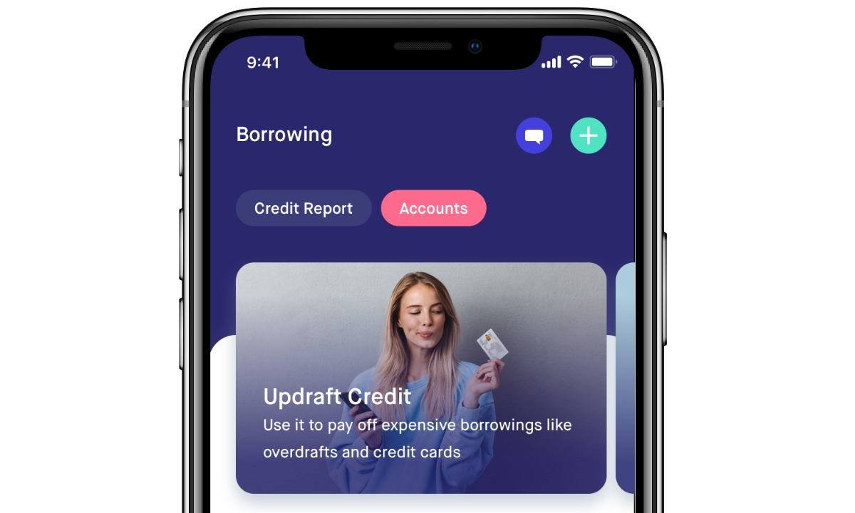 London-based fintech Updraft scoops £16m to help people get rid of their credit cards