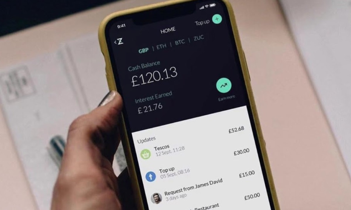 London-based fintech Zeux offers first physical card