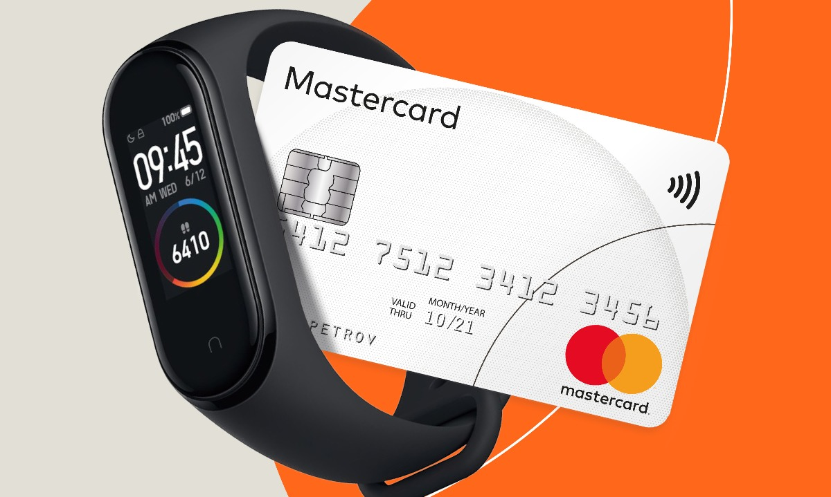 Mastercard and Xiaomi join forces to bring the Chinese firm's contactless smartwatch payments to Europe