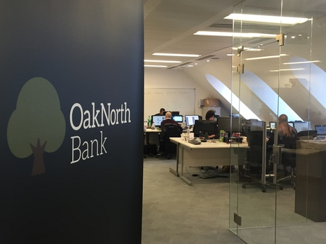 Millennial Money Matters podcast: Episode 18, OakNorth