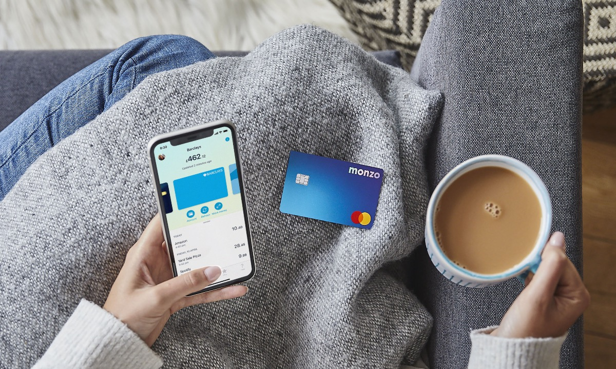 Monzo continued to lose market share among digital banking rivals in 2020