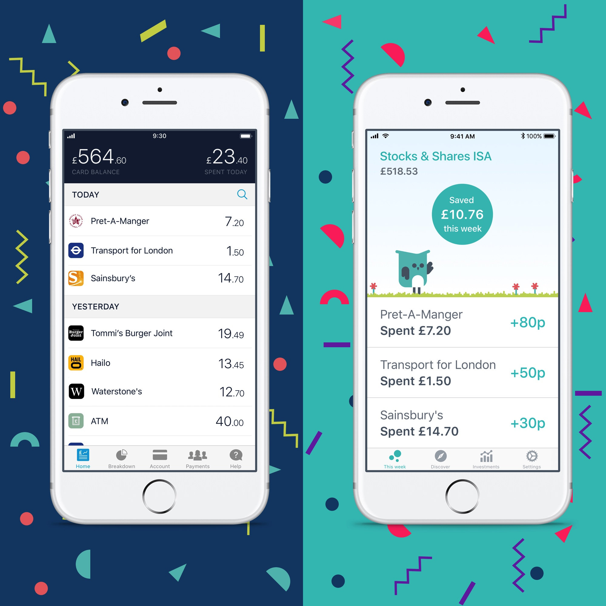 Monzo launches API with Moneybox, Starling Bank expands its payments