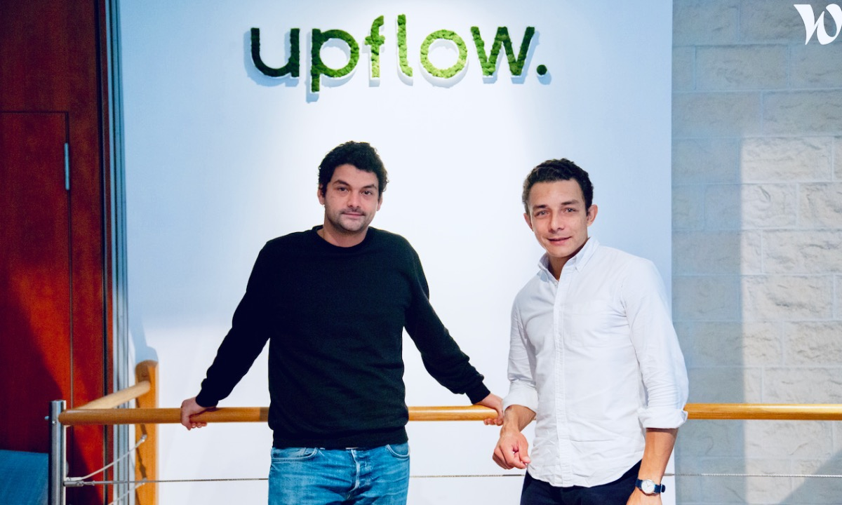 N26 and Auxmoney co-founders get behind B2B payment hub Upflow