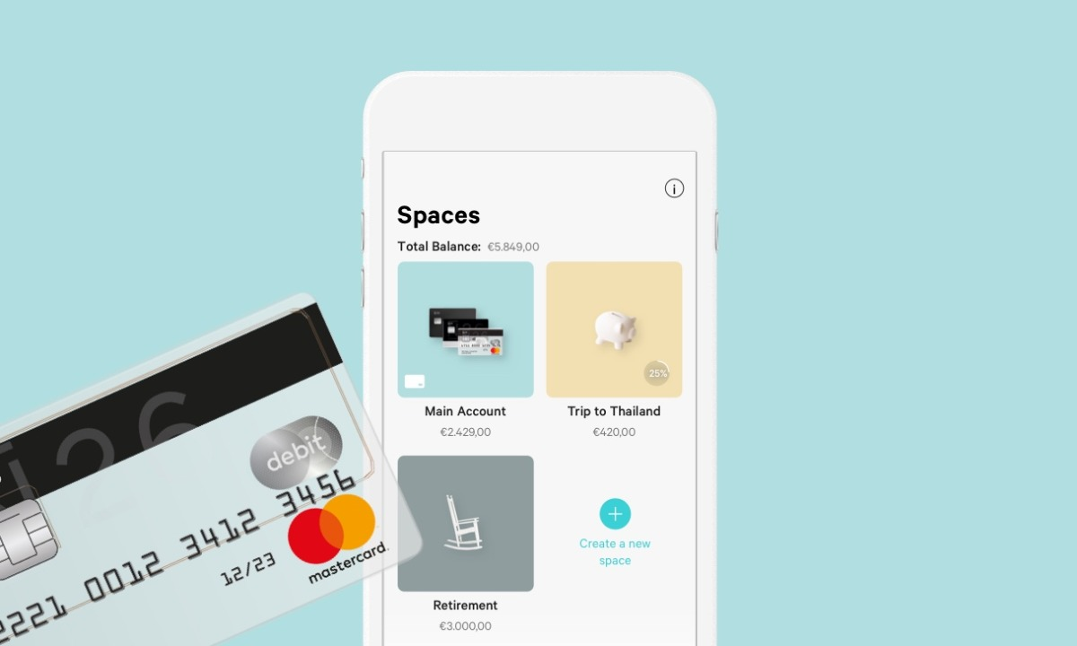 N26 launches savings spaces