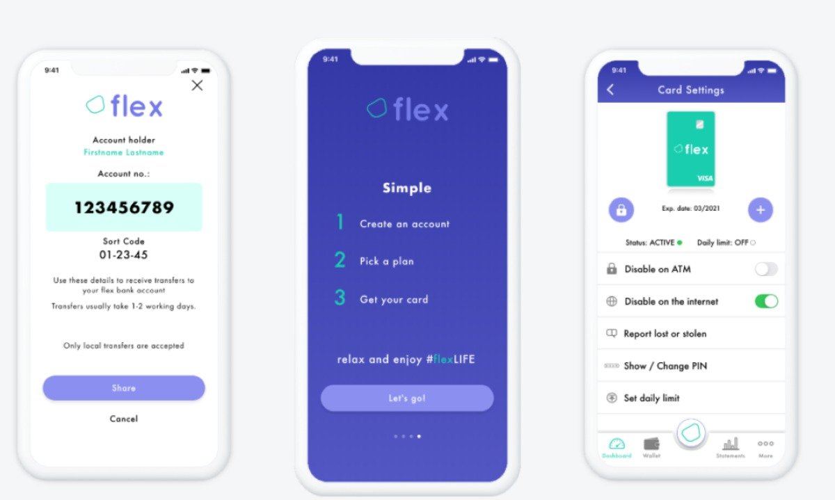 New money management app Flex bursts onto the fintech scene