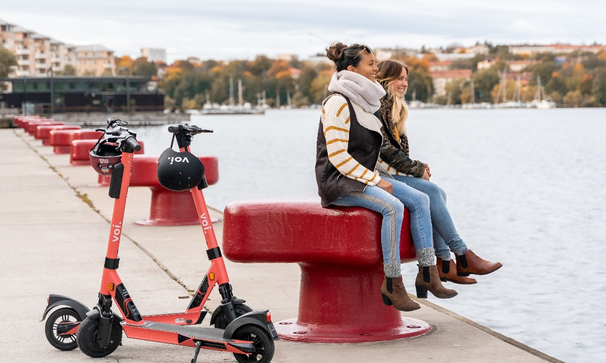 Onfido scores rider ID for UK e-scooter operator Voi