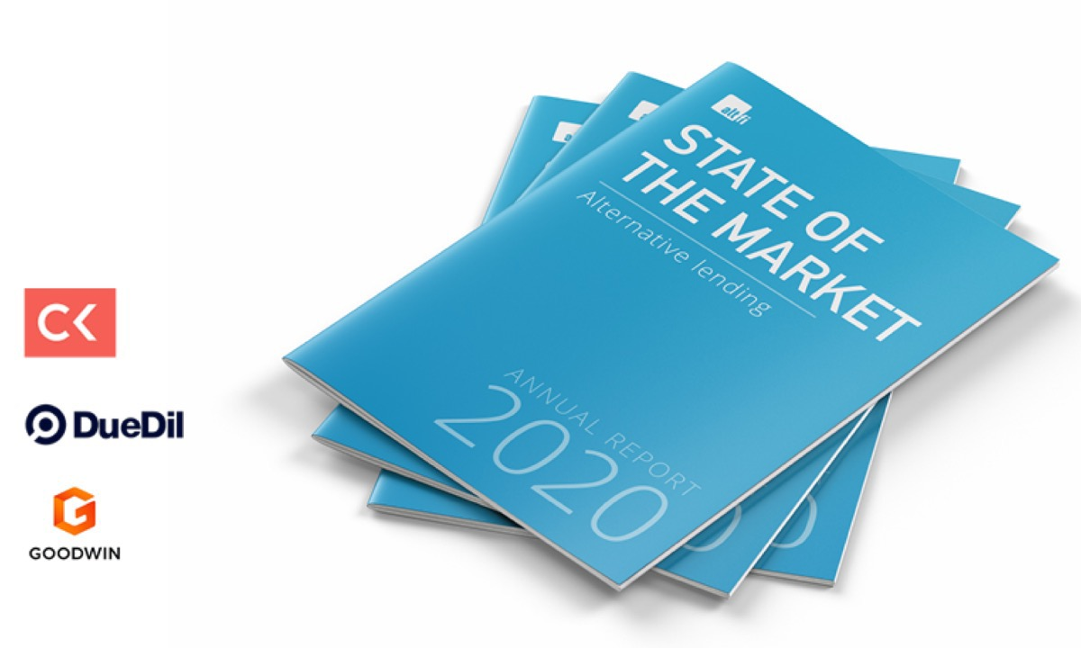 Out now! AltFi's Alternative Lending State of the Market Report 2020