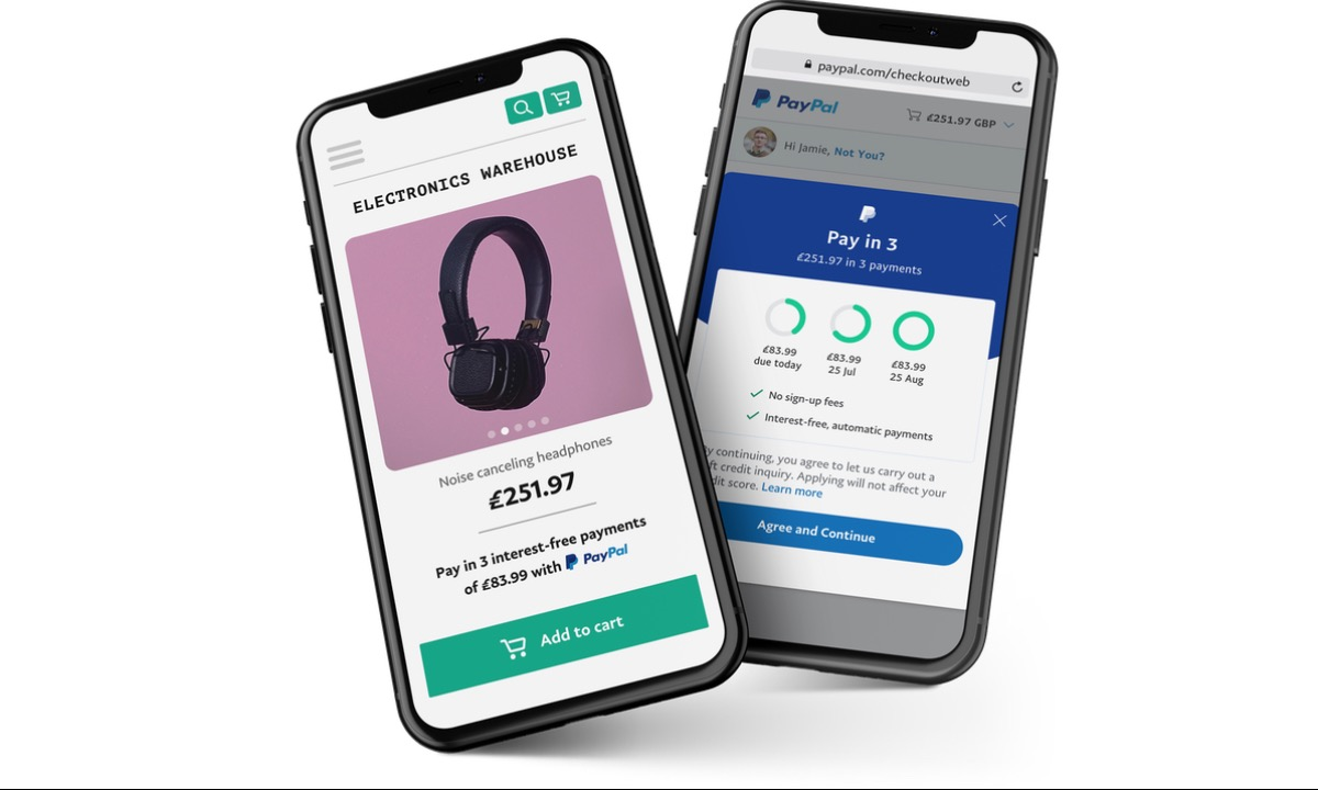 PayPal vs Klarna: US payment giant launches rival 'buy-now, pay-later' service