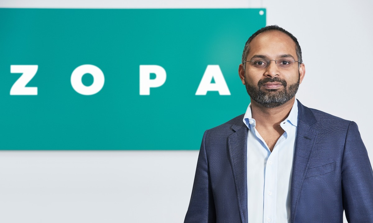 Peer-to-peer pioneer Zopa raises another £44m