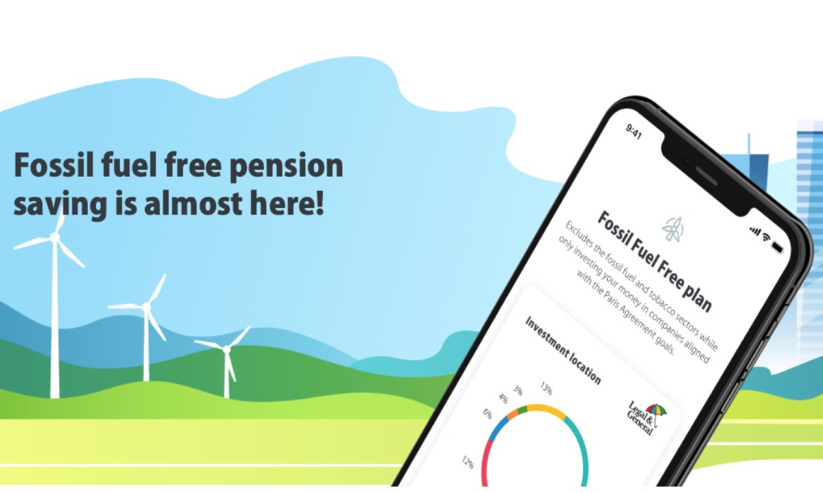 PensionBee hits £100m target in 34 days to launch fossil fuel-free pension