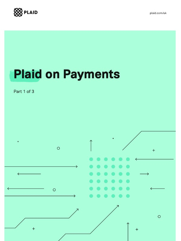 Plaid on Payments