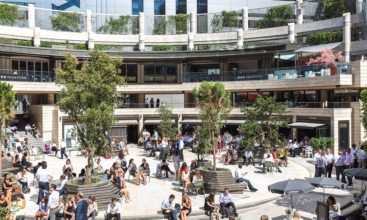 Railsbank heads to London's Broadgate for its new global HQ